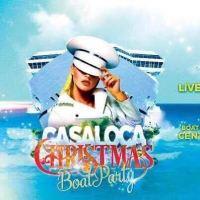 Casaloca Christmas Boat Cruise Party