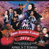 5th Japan Kizomba Festival 2019