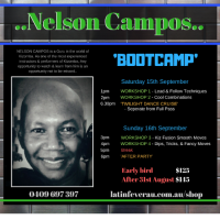 Nelson Campos 'BOOTCAMP!'