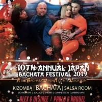 10th Japan Bachata Festival 2019