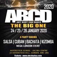 ABCD – London's Mega 3 Days Event