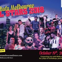 Bachata Melbourne All Stars 2018 + $10 OFF Promo Code