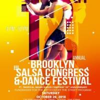 Brooklyn Salsa Congress And Dance Festival