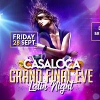 Casaloca Grand Final Eve