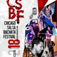 Chicago Salsa & Bachata Festival 2018 – 15% Discount