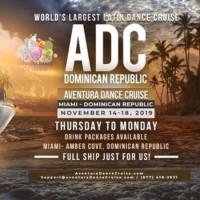 Aventura Dance Cruise DR 2019