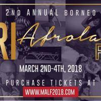 2nd Miri AfroLatin Fiesta 2018 – 10% Discount