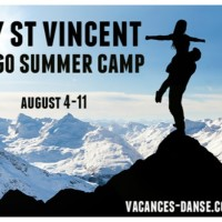 Puy Saint Vincent Tango Summer Camp