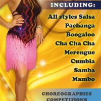Salsa Workshop With MinaQueenSalsa Focussing On Cali And Boogaloo