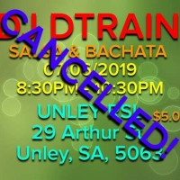 **CANCELLED** SALSA & BACHATA @ UNLEY RSL
