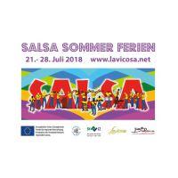 Salsa Sommer Ferien für Familien