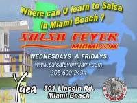 Salsa Fever Miami