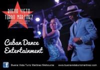 Buena Vista Turro Martinez, International Cuban Dance Company