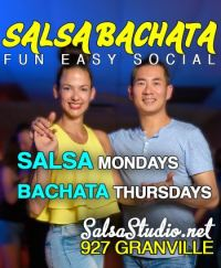 SalsaStudio.net Vancouver