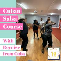 Cuban Fury Dance Ltd