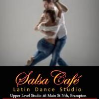 Segovia Salsa Café