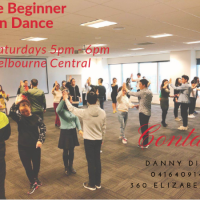 Free Latin Dance Melbourne Central