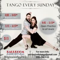 Argentine Tango With Michael & Nella