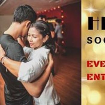 'High on BACHATA' Social Night!!