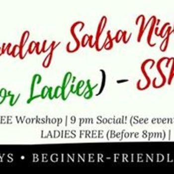 Sunday Salsa Night – SSNL!