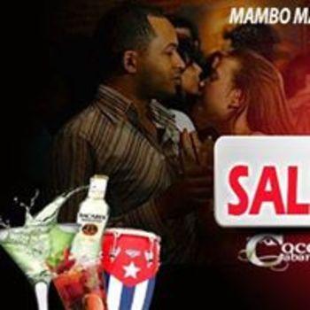 Salsa Sunday's at Coco Cabana