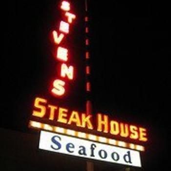 Stevens Steak House – Tuesday