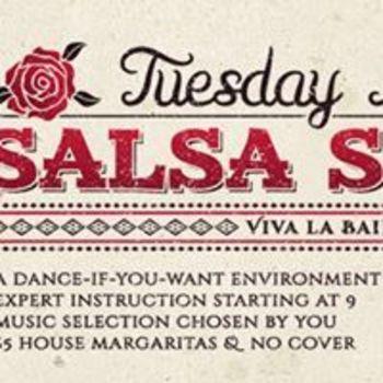 Tuesday Night Salsa Social