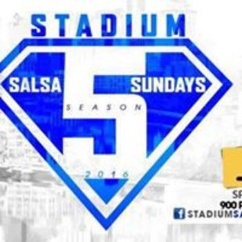 Fusion Salsera night at the Stadium!