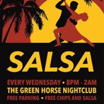 Salsa Wednesdays at The Green Horse