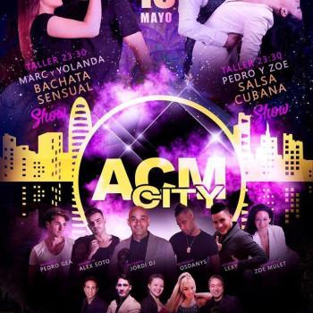 Viernes en ACM City