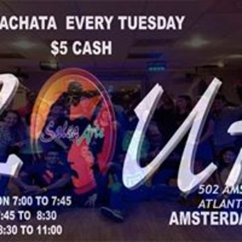 ZOUK Y Bachata EVERY Tuesday with Zouk y Bachata classes Social
