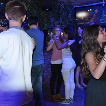Fun Salsa Bachata Party!! (Free Class Begin.& Free SHOT)