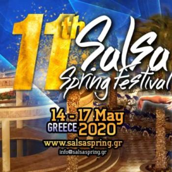 11th Salsa Spring Festival, Greece