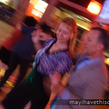 Cha Cha & Salsa Lesson & Open Dancing