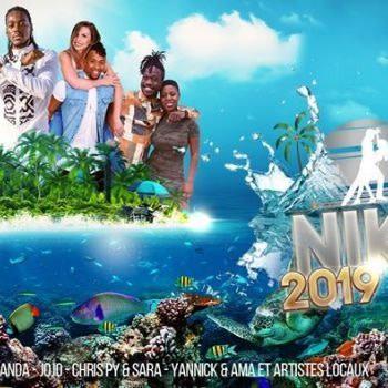 Nouméa International Kizomba Festival 2019