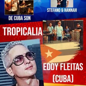 Cuban Explosion Tour