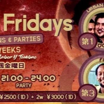 Tumbao Fridays