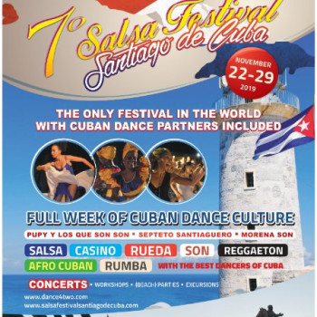 7th Salsa Festival Santiago De Cuba