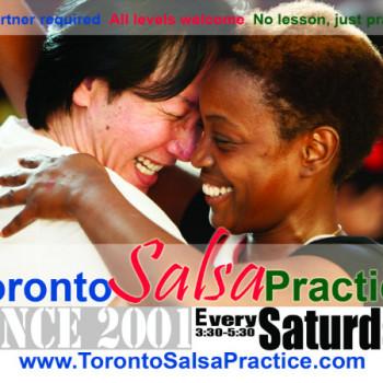 Toronto Salsa Practice