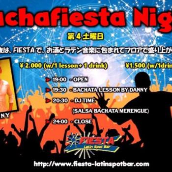 SALSA PARTY BACHAFIESTA NIGHT