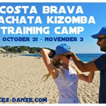 COSTA BRAVA BACHATA KIZOMBA TRAINING CAMP