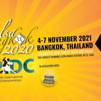 Salsa Bangkok Fiesta – SBF 2021