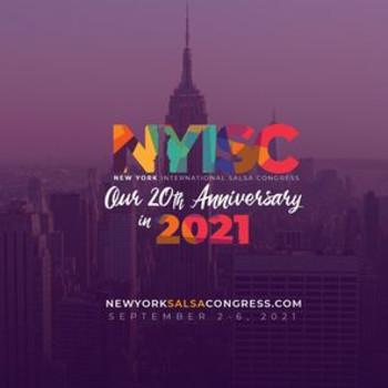 2021 New York International Salsa Congress