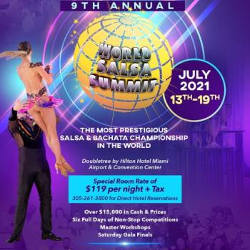 World Salsa Summit 2021