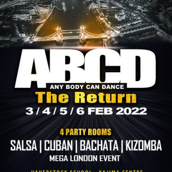 ABCD ★ Any Body Can Dance ★ The Return ★