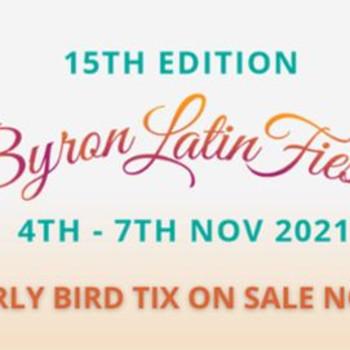 Byron Latin Fiesta 2021