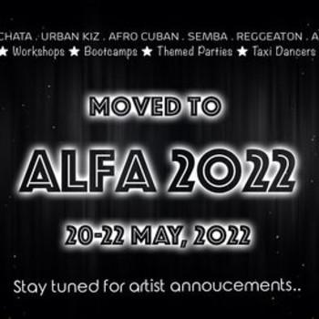 ALFA 2022 : Afro-Latin Festival Asia