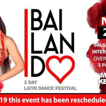 Bailando Latin Dance Festival