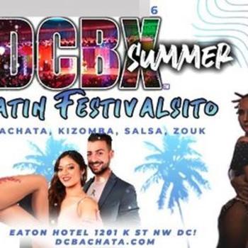 DCBX Summer Latin Festivalsito