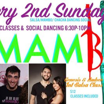 SF Mambo Social-December-Sunday 12/8/19